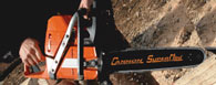 Supermini chainsaw bars